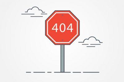 Fix 404 Error